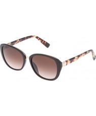 Furla Signore collegio su4905r-0d84 lucidi occhiali da sole marroni pieni