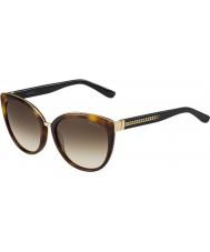 Jimmy Choo Signore dana-s 112 jd occhiali da sole avana