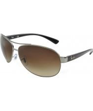 RayBan Rb3386 67 attivo stile di vita canna di fucile 004-13 gli occhiali da sole