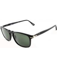 Persol Po3059s 54 Suprema nero 95-31 occhiali da sole