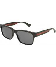 Gucci Mens gg0340s 006 58 occhiali da sole
