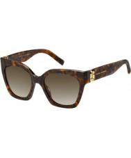 Marc Jacobs Le signore marc occhiali da sole da 182 s 086 ha