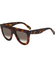 Celine Donne cl 41398-S 05L occhiali da sole Z3 avana