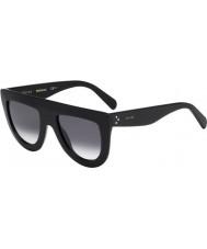 Celine Donne cl 41398-s 807 w2 occhiali da sole neri