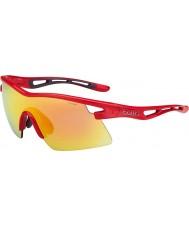 Bolle occhiali da sole di fuoco TNS rosso Vortex