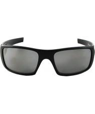 Oakley Oo9239-06 opaco albero motore nero - black iridium occhiali da sole polarizzati