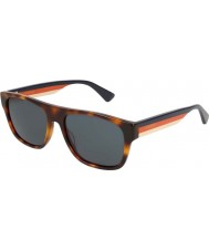 Gucci Mens gg0341s 004 56 occhiali da sole