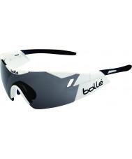Bolle 12162 occhiali da sole bianchi del sesto senso