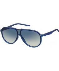 Polaroid Pld6025-s TJC Z7 occhiali da sole polarizzati blu