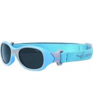 Cebe Chouka (età 1-3) occhiali da sole blu