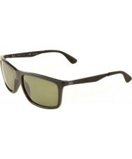 RayBan Rb4228 58 stile di vita attivo 601-9a nero occhiali da sole polarizzati