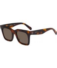 Celine Donne cl 41411-FS 05L occhiali da sole x7 avana
