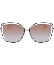 Chloe Signore ce133s 211 60 occhiali da sole di papavero