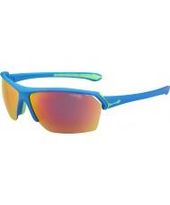 Cebe blu 1500 occhiali da sole multistrato grigio selvatici con lenti di ricambio di colore giallo e chiare