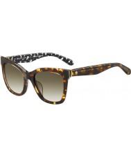 Kate Spade New York Donna Emmylou-S S3P occhiali da sole cc avana