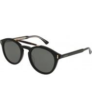 Gucci Uomo occhiali da sole gg0124s 001