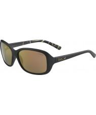 Bolle 12243 occhiali da sole molli neri