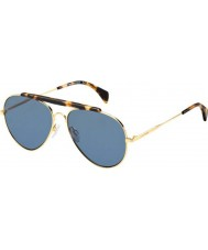 Tommy Hilfiger Th 1454-s 000 72 rosa occhiali da sole d'oro