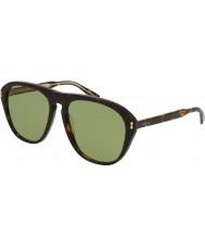 Gucci Gli occhiali da sole degli uomini di gg0128s 001