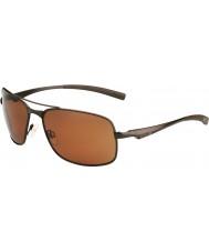 Bolle Skylar opaco marrone occhiali da sole polarizzati pistola arenaria