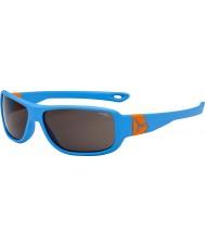 Cebe Scrat (età 7-10) Matt occhiali da sole blu arancio