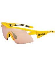Bolle Vortex giallo TDF modulatore rosa occhiali da sole di pistola