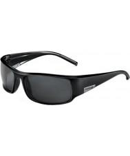 Bolle Re occhiali da sole lucido TNS nero