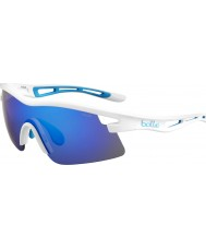 Bolle 12264 occhiali da sole vortice bianche