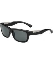 Bolle Jude nero lucido polarizzato TNS occhiali da sole