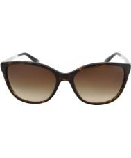 Emporio Armani Ea4025 55 moderni avana scuro 502613 occhiali da sole