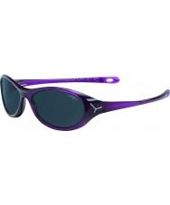 Cebe Gecko (età 5-7) occhiali da sole di cristallo viola