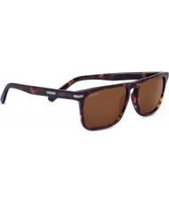 Serengeti Carlo avana scuro driver occhiali da sole